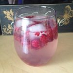 Refreshing Raspberry Coconut Water Drink